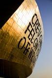Millenium building,Cardiff,UK Stock Image