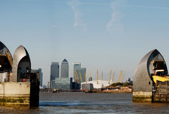 The millenium dome Stock Photo