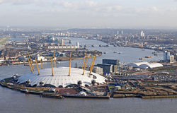 The Millenium Dome Stock Photography
