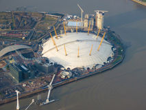 Millenium dome Royalty Free Stock Photography