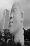 Millenium park in Chicago, USA Royalty Free Stock Photography