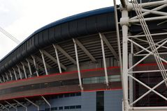 Millenium stadium Royalty Free Stock Photos