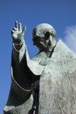 Millenium statue of Saint Richard by Philip Jackson Royalty Free Stock Photos