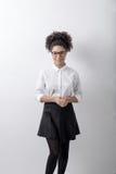 Millennial businessperson Stock Photo