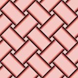 Millennial modell för bakgrund för yttersida för tegelplatta för rosa färgabstrakt begreppmodell Arkivfoto