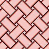 Millennial pink abstract pattern tile surface backdrop pattern. Millennial pink abstract pattern tile surface backdrop pattern Stock Photo