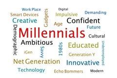 Millennials Stock Images