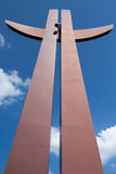 Millennium Cross. Stock Photos