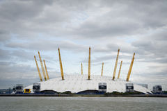 Millennium Dome Stock Photo