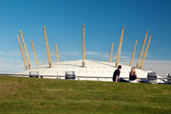 Millennium Dome, London Royalty Free Stock Photos