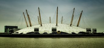 Millennium Dome in London Royalty Free Stock Images
