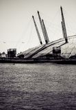 The Millennium Dome Stock Images