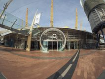 Millennium Dome in London Stock Photography