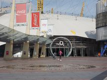 Millennium Dome in London Royalty Free Stock Photography
