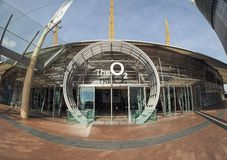 Millennium Dome in London Stock Photos