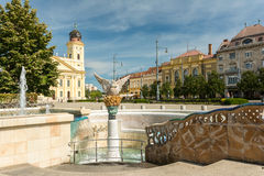 Millennium Fountain Royalty Free Stock Photography