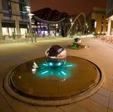 Millennium Gardens Sheffield Stock Photos