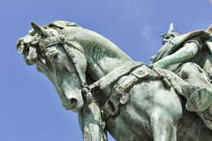 Millennium Memorial in Budapest, Hungary. Royalty Free Stock Images