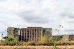 Millennium Mills in London Stock Images