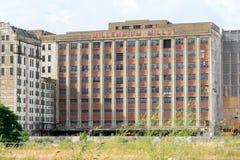 Millennium Mills in London Stock Photos