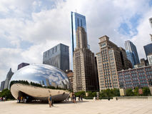 Millennium Park, Chicago Royalty Free Stock Image