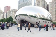Millennium Park, Chicago Stock Image