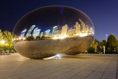 Millennium Park Royalty Free Stock Photo