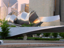 Millennium Park Chicago Illinois Stock Image