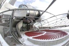 Millennium Park - Jay Pritzker Pavilion Royalty Free Stock Images