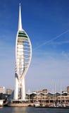millennium spinnaker wieży Zdjęcie Royalty Free