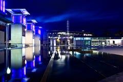 Millennium Square Bristol. At night Stock Photo