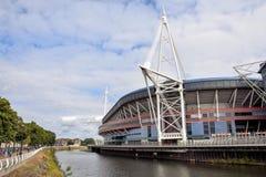 Millennium Stadium Fotografia Stock