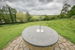 Millennium sundial Stock Photography