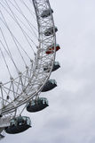 Millennium wheel (London Eye) Stock Photos