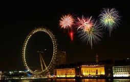 Millennium wheel - London Eye Stock Images