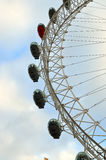 Millennium Wheel (London Eye), London, UK Royalty Free Stock Photos