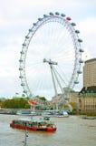 Millennium Wheel (London Eye), London, UK Stock Photos