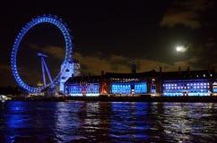 Millennium Wheel (London Eye), London, UK Stock Images