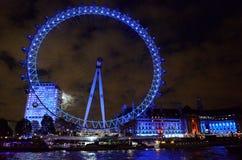 Millennium Wheel (London Eye), London, UK Royalty Free Stock Image