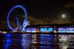 Millennium Wheel (London Eye), London, UK Stock Photography