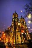 Millenniumkerk, Timisoara, Roemenië royalty-vrije stock foto