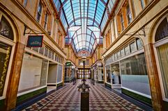 Miller Arcade Royalty Free Stock Images