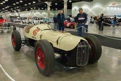Miller Ford 2-Man Indy bil Arkivfoton