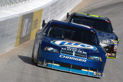 Miller Lite Dodge at the Atlanta Motor Speedway Royalty Free Stock Image