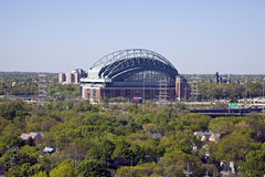 Miller Park Royalty Free Stock Photography