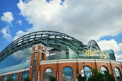 Miller Park Royalty Free Stock Images