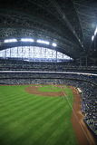 Miller Park - Milwaukee Brewers Stock Images