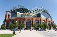 Miller Park Stock Photography