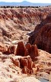 Miller Point, parque de estado de la garganta de la catedral, Panaca Nevada fotos de archivo libres de regalías