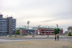 Millerntor stadium FC St Pauli Obraz Stock